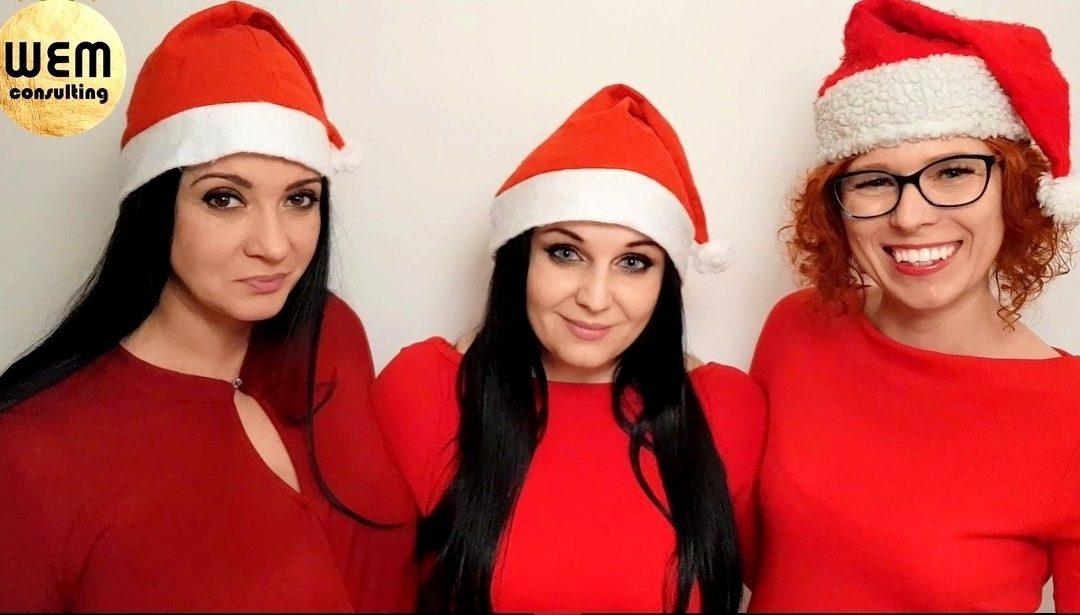 Wspaniałych Świąt życzy WEM consulting!