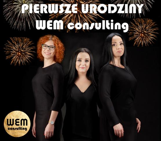 Urodziny WEM consulting!