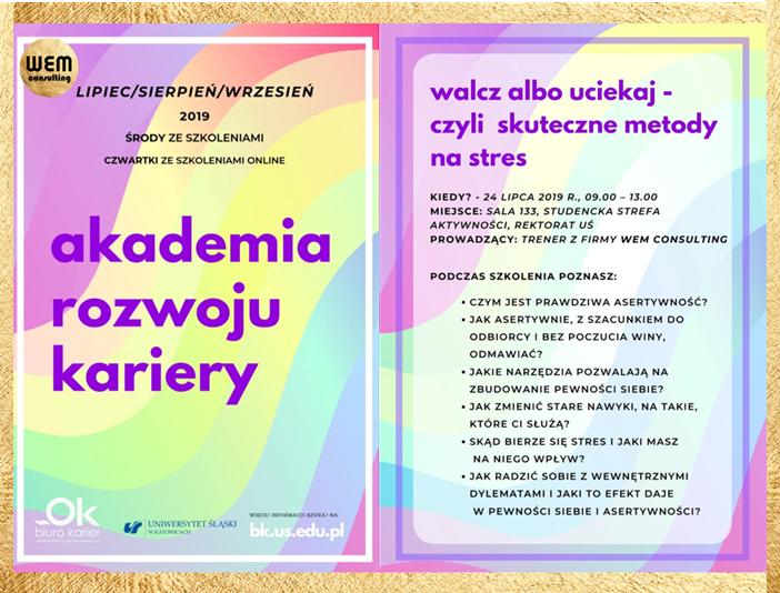 WEM consulting i Uniwersytet Śląski