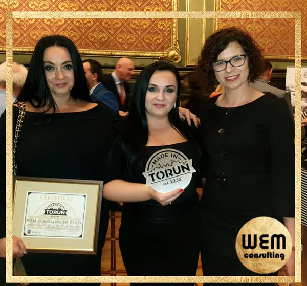 Gala wręczenia Made in Toruń!